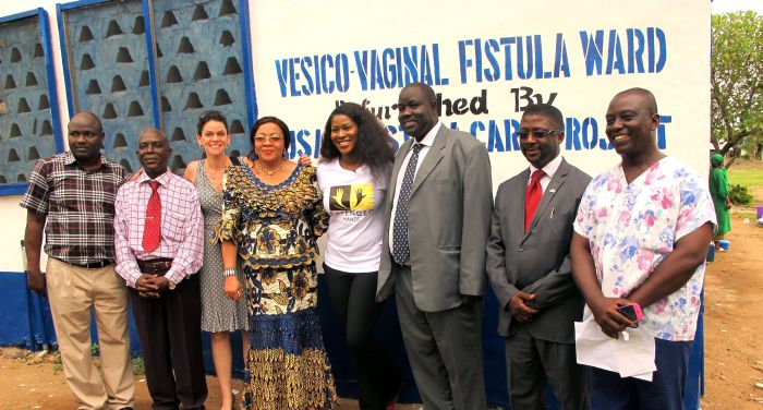 Stephanie Linus' Extended Hands Foundation VVF Project017