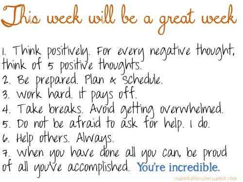 Image result for great week