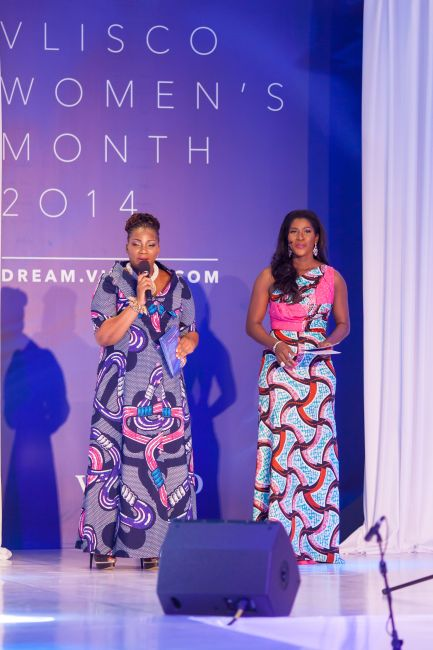 Stephanie Linus at Vlisco Event in Ghana - StephanieDaily001