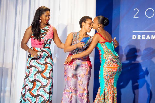 Stephanie Linus at Vlisco Event in Ghana - StephanieDaily008