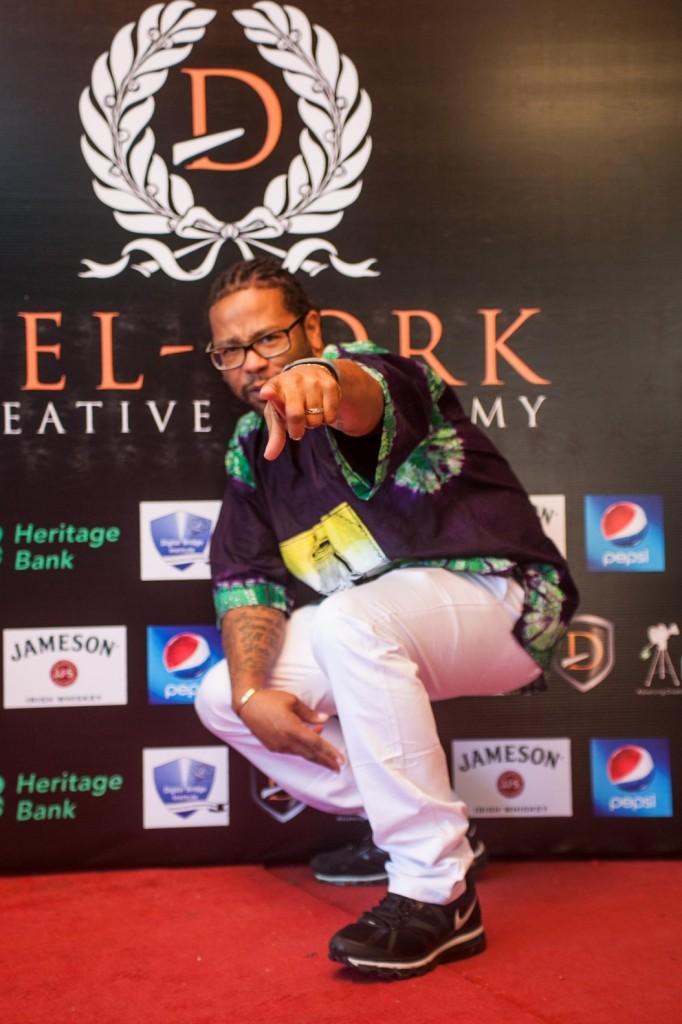 Jamal Speakes, Cinematography Instructor DCA 2014