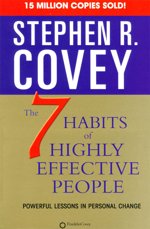 The 7 Habits of Highly Effective People is recognized as one of the most influential books ever with a holistic, integrated, principle-centered approach for solving personal and professional problems.