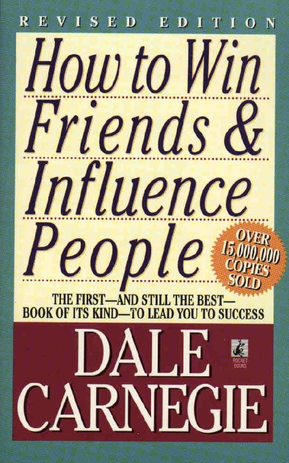 This best-selling book that helped to launch a personal growth empire should be required reading for everyone who wants to learn how to build and nurture relationships for a lifetime.