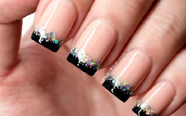10 lovely nail art designs to ring in the new year
