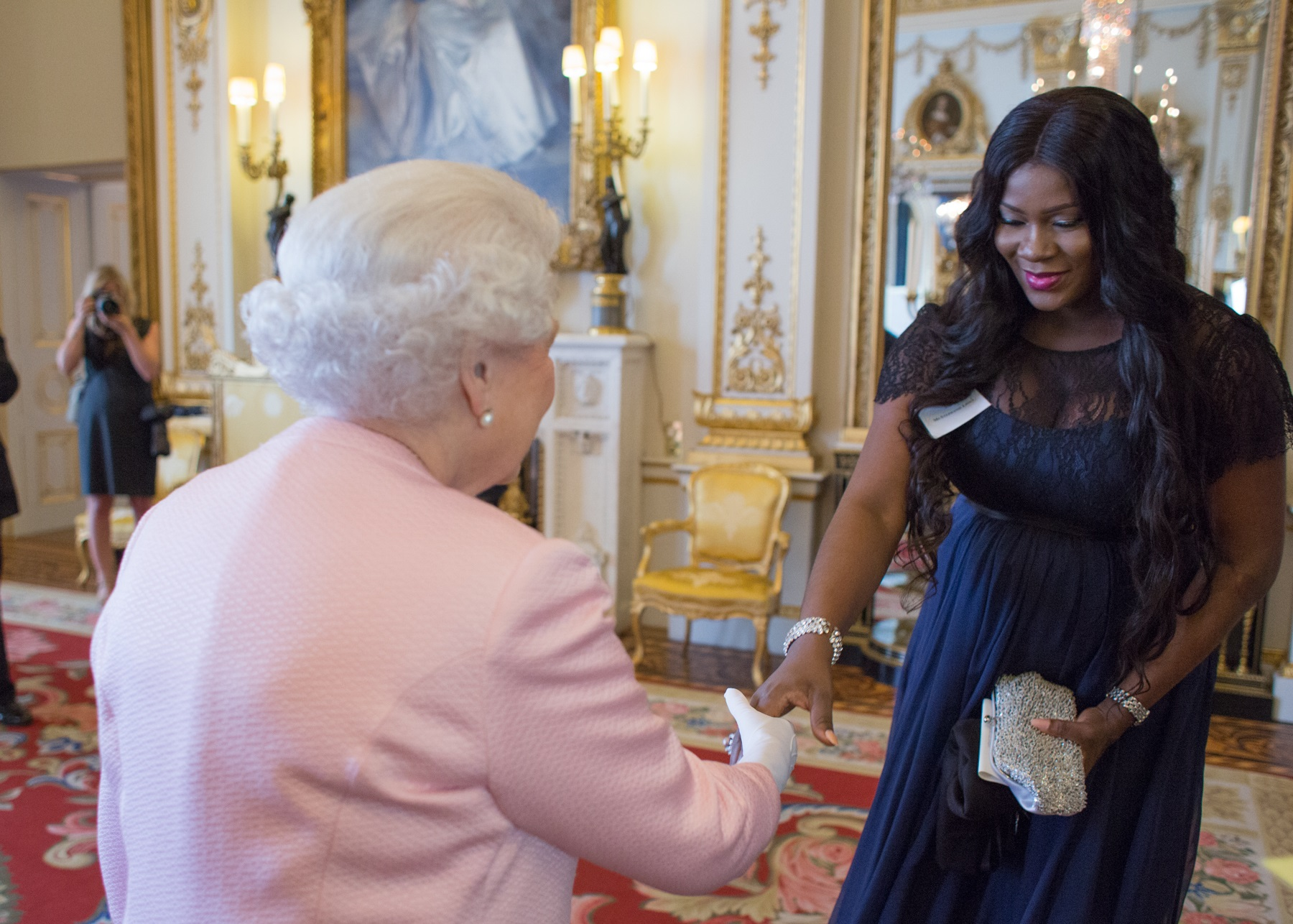 meeting the queen1