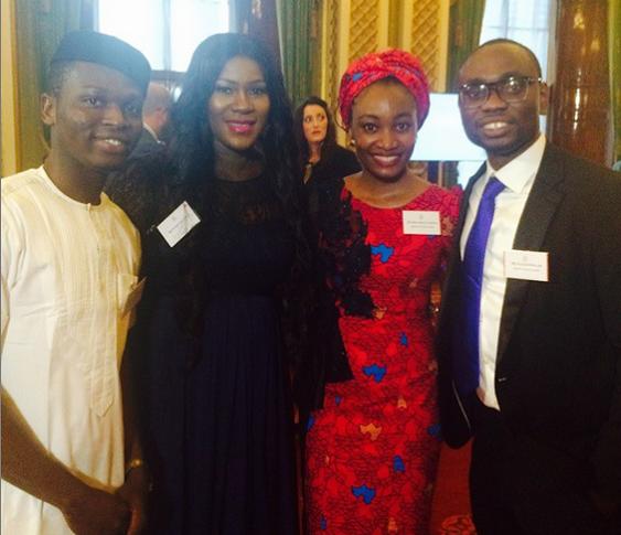With Isaiah Owolabi & Nkechi Azinge