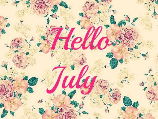 Its July Happy New Month