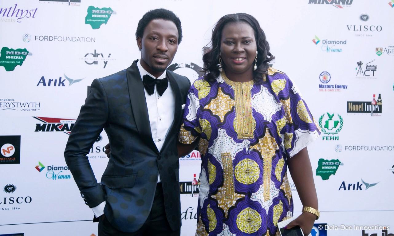 Denise of Dela Dee Innovations & Mrs Nnebe
