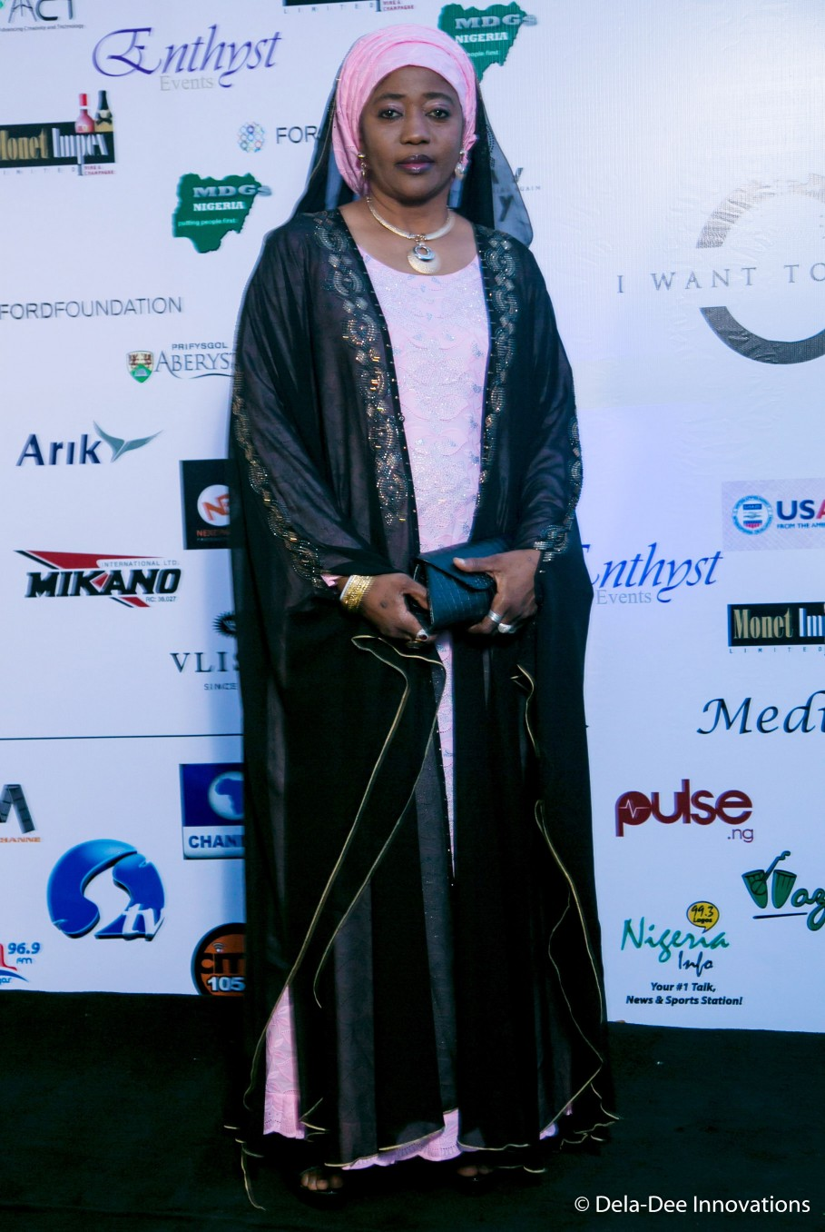 Hauwa Maina (played the role of Hadiza)
