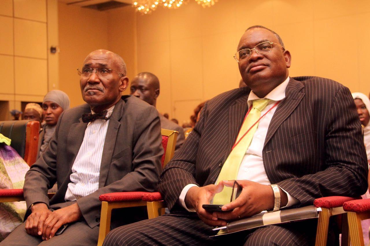 Ambassador Kaloko, representative of the African Union