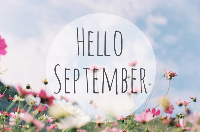 Image result for Happy new month September