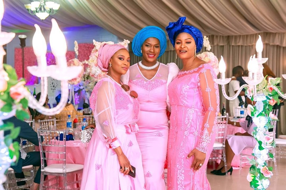 Stephanie Linus and friends - Photos From My Little Sister's Wedding!