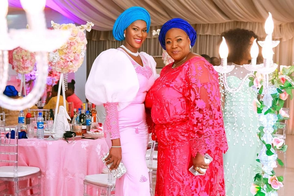 Stephanie and Big Aunty - Photos From My Little Sister's Wedding!