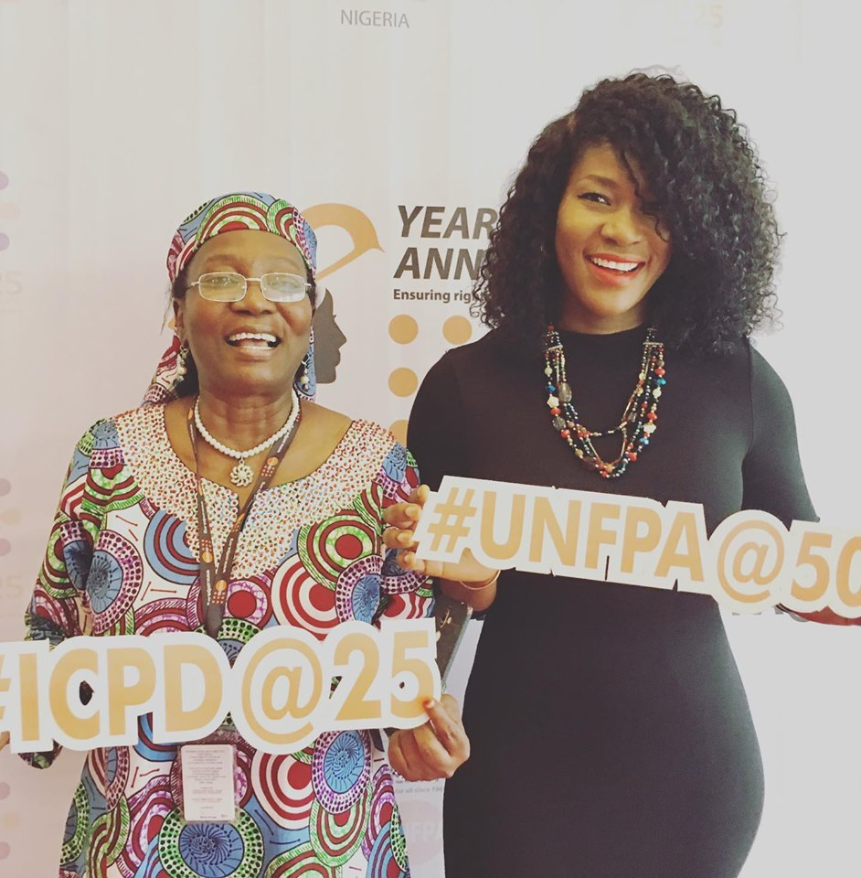 Stephanie Linus Okereke - UNFPA @ 50